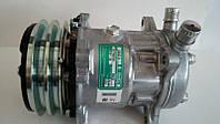 Компрессор универсальный 5S14, A2, 12V, SANDEN, модель 6626S