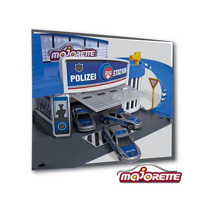 Игровой набор Гараж полицейский  Smoby 2050012, фото 2