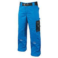Брюки рабочие мужские мод.4TECH, сине-черные