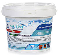 Химия для бассейнов PH Minus Crystal Pool - 15 кг