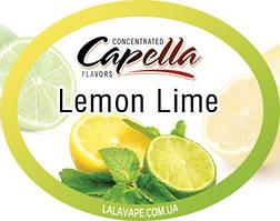 Ароматизатор Capella Lemon Lime (Лимон Лайм)