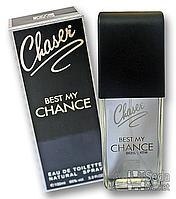 Туалетная вода мужская Chaser BEST MY CHANCE  EDT 100 мл (6296538490367)