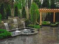 Декор для дома и двора из плитки и камня