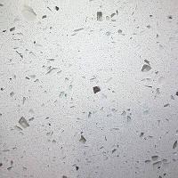 Кварцовий штучний камінь АТЕМ White 0001M