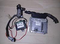 Блок управления двигателем комплект ( ЭБУ )IvecoDaily E3 2.3hpi2000-2005Bosch 0281011228, 18660298, 1039S0
