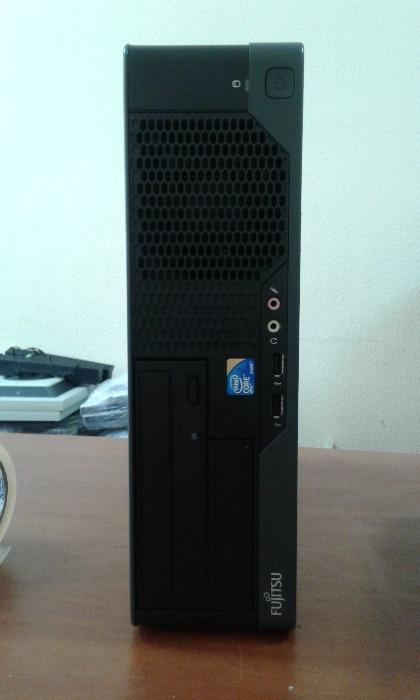 Системный блок б.у FUJITSU, процессор E8400, ОЗУ 2ГБ 160Гб ж.д