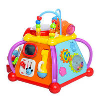 Развивающая игрушка Limo Toy Мультибокс подарок на 1 годик, фото 2