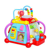 Развивающая игрушка Limo Toy Мультибокс подарок на 1 годик, фото 3