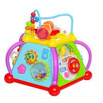 Развивающая игрушка Limo Toy Мультибокс подарок на 1 годик, фото 4