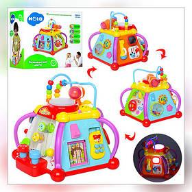 Развивающая игрушка Limo Toy Мультибокс подарок на 1 годик