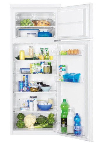 Двухкамерный холодильник Zanussi ZRT23102WA