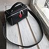 Крутая кожаная женская сумка