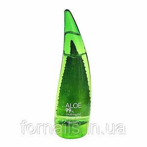 Увлажняющий гель с алоэ 99% Holika Holika Aloe 99% Soothing Gel, 55 мл