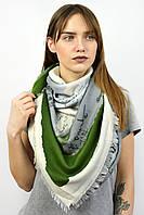 Платок Сара зеленый