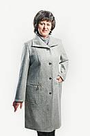 """Женское пальто  """"Афродита"""" на подладке из шерсти """"Меланж"""", фото 1"""