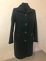 """Женское стильное пальто  """"Афродита"""" на подладке из шерсти """"Меланж"""", фото 1"""