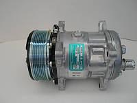 Компрессор универсальный 5S14, PV8, 12V, SANDEN, модель 6628S, фото 1