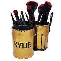 Набор кисточек Kylie (Кайли) ХОХО 12в1 в тубусе