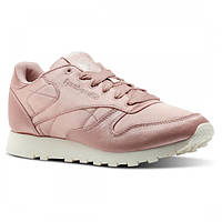 Кроссовки Reebok Classic Leather Satin CM9800 - 2018