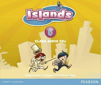 Islands 6 Class Audio CDs (4), фото 2