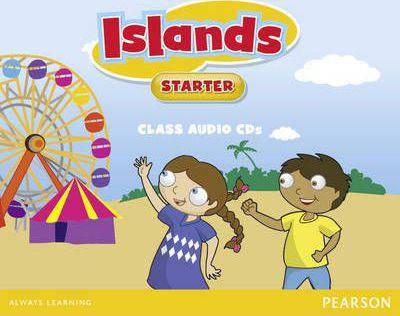 Islands Starter Class Audio CDs, фото 2