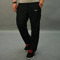 b2189012 Демисезонные штаны из плащевки на тонкой флисовой подкладке Nike (Найк) /  размеры 46-