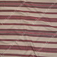Тканина з вишивкою для скатертини Світязь ТДК-10 4 1 15599a84c33f6