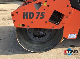 Дорожный каток Hamm HD 75 (2010 г), фото 2