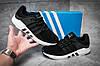 Кроссовки мужские Adidas  EQT ADV/91-17, черные (12165), р. 41 - 45, фото 2