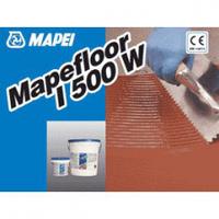 Двухкомпонентное епоксидное  финишное покрытие (пром полы) Mapefloor I 500 W ,26 кг.