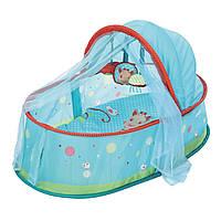Меблі дитячі LUDI Манеж-ліжко «Sophie La Girafe», SLG-04