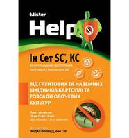 Протравитель инсектицидный Ин сет (30 мл) — обработка картофеля перед посадкой от вредителей 1,2,3