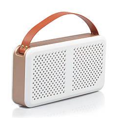 Bluetooth колонка Promate Radiant White