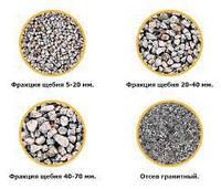 Где купить новый щебень для ремонта дорог в Харькове дешево