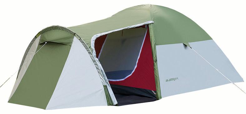 Палатка туристическая трехместная 3000 мм Acamper MONSUN 3