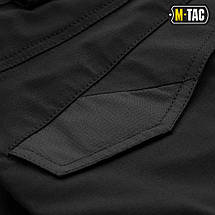Брюки тактические M-TAC AGGRESSOR GEN.II FLEX (BLACK), фото 3
