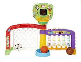 Спортивный игровой центр 3 в 1 Little Tikes 643224