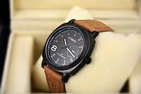 Модные Мужские Часы Curren черные