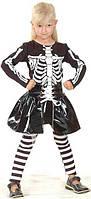 """Детский карнавальный костюм """"Скелет"""""""