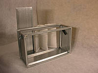 Монтаж фильтров в системах вентиляции. Киевская область