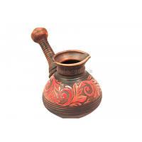 Турка разрисованная глиняная