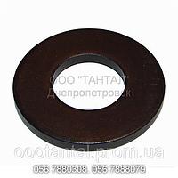 Шайба плоская стальная высокопрочная от 2 до 48, ГОСТ 11371-78, DIN 125, ISO 1051