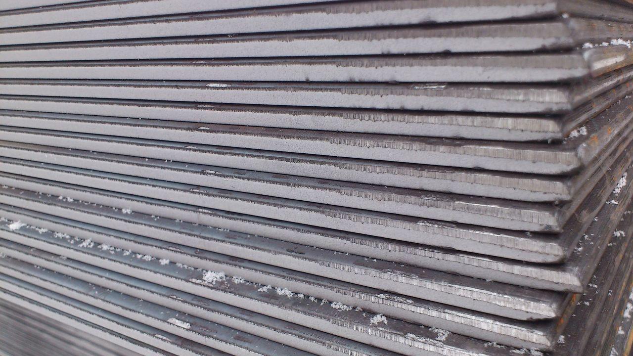 Лист алюминиевый (плита) 45.0 мм АМГ5