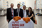Выставка в Стамбуле TUYAP 2012