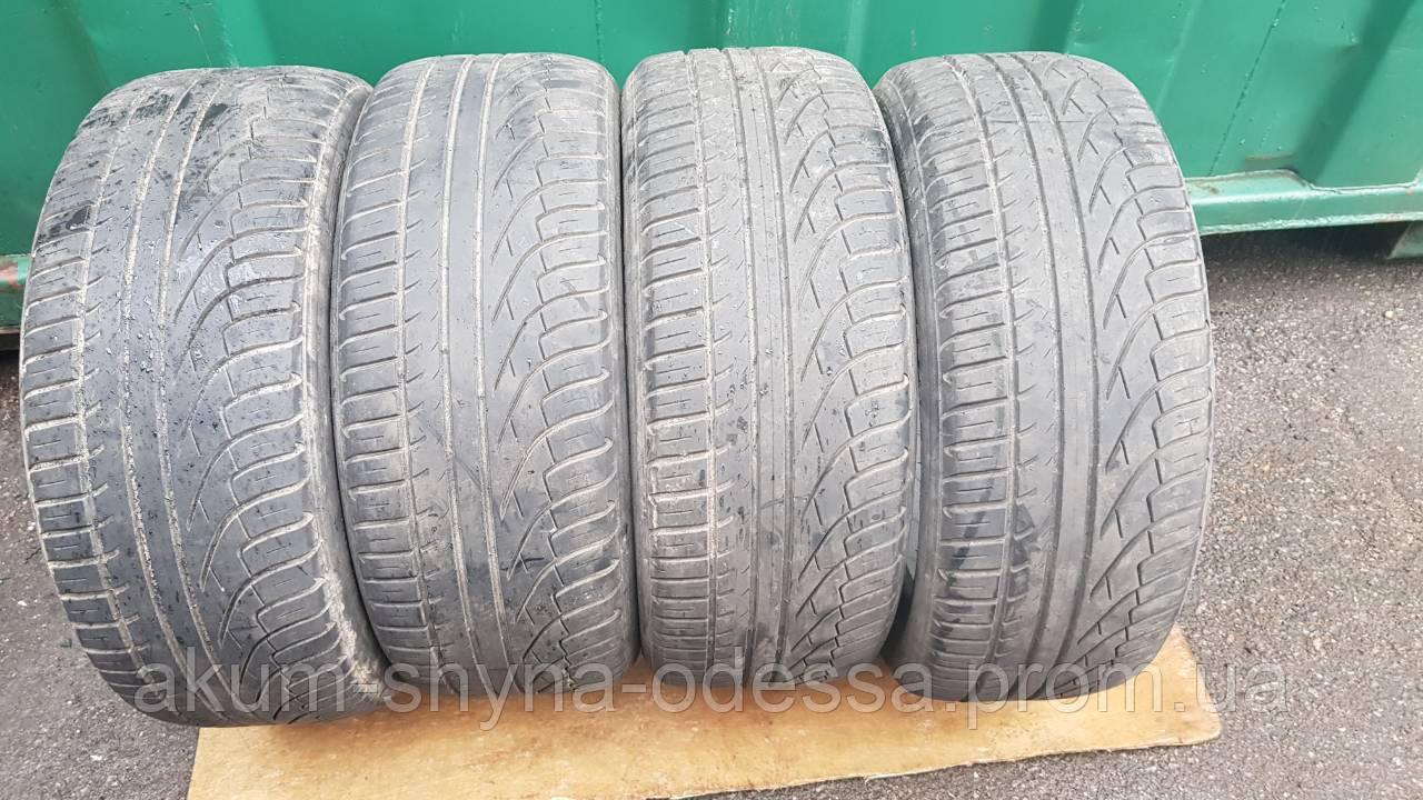 Шины летние б/у 225/45 R17 Michelin, комплект