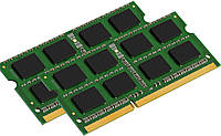 Память SODIMM DDR3L-1600MHz 8192MB 8Gb PC3L-12800 (Intel/AMD) разные производители