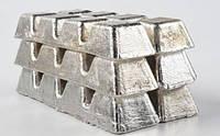 Чушки и слитки алюминиевые
