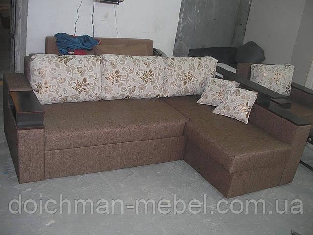 угловой диван и кресло раскладной диван мягкая мебель для дома от