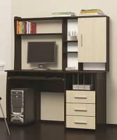 Комп'ютерний стіл Студент-Клас (1250х600х1480)