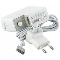 Блок питания к ноутбуку PowerPlant APPLE 220V, 45W, 14.85V, 3.6A (MagSafe 2) (AP45LMAG2)